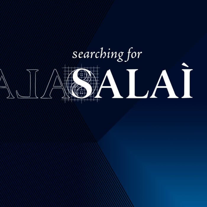 Thrilling! Historical Fiction meets Sci-Fi in 'Searching for Salaì,' an Exhilarating Time Traveling Podcast