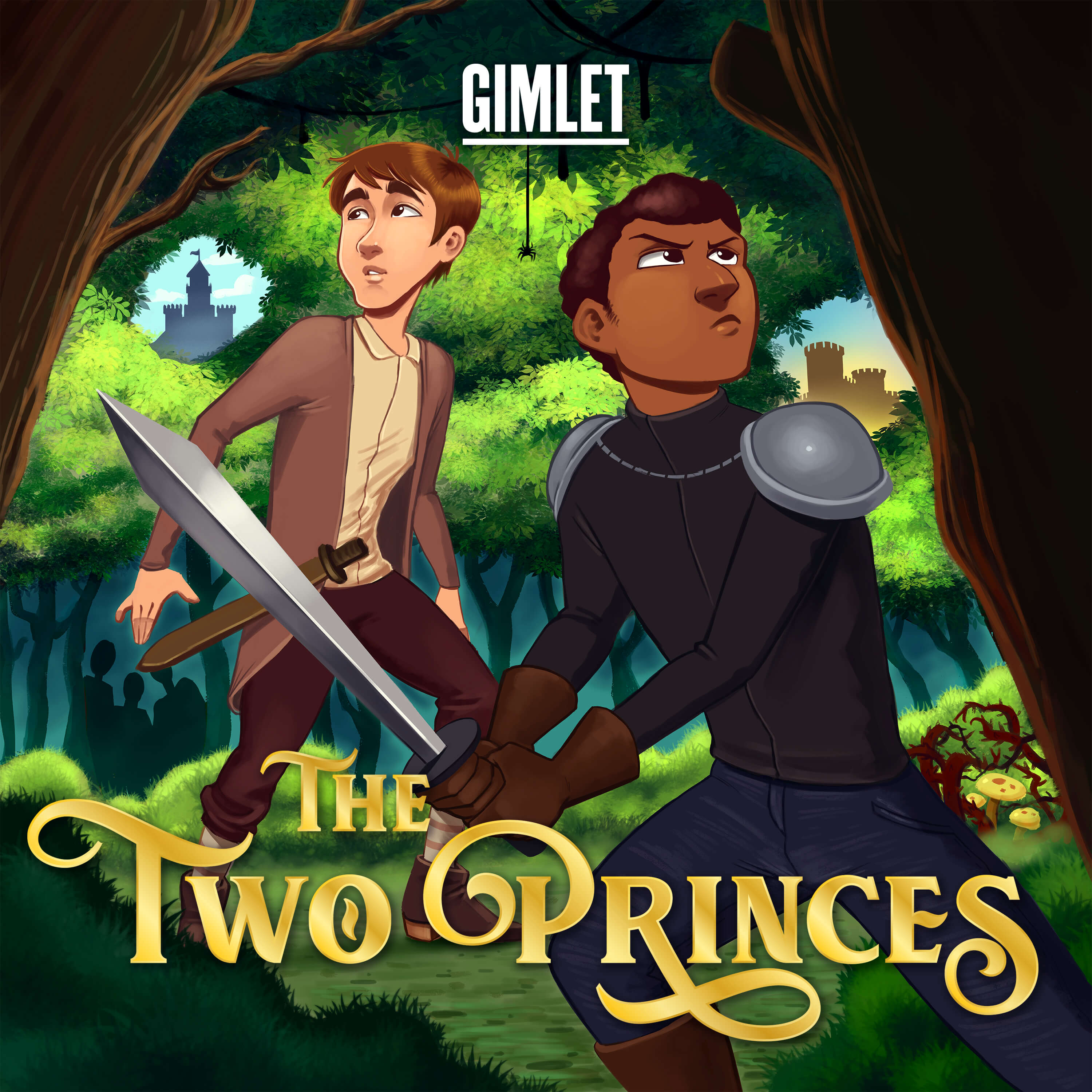 """Pride Pick: The Story Behind """"The Two Princes,"""" Gimlet's LGBT+ Teen Series"""