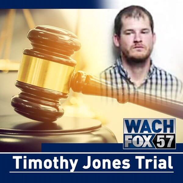Timothy Jones Trial: True Crime in Real Time
