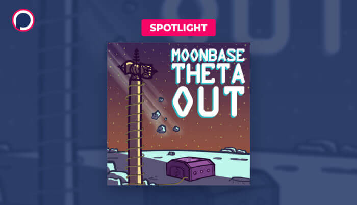 Sci-Fi in 5-Minutes: How 'Moonbase Theta, Out' Launched Its Bingeable Audio Drama Universe