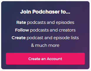 Join Podchaser