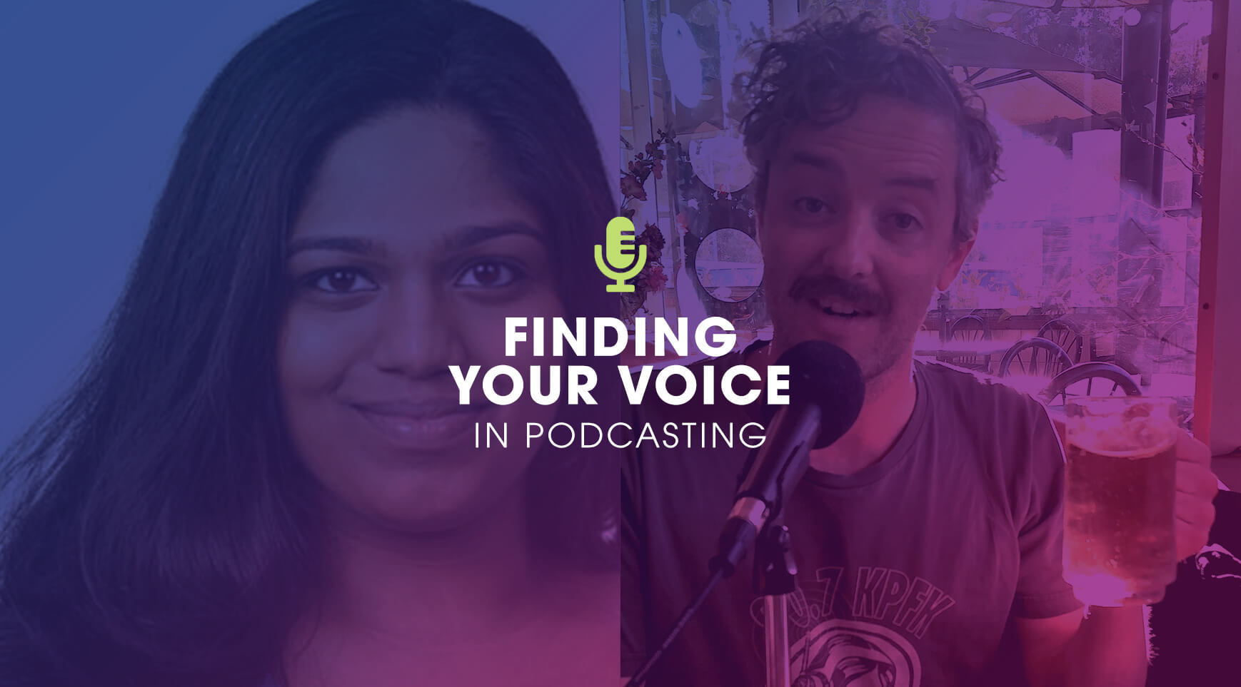 9 Podcasters Explain How They Found Their Voice