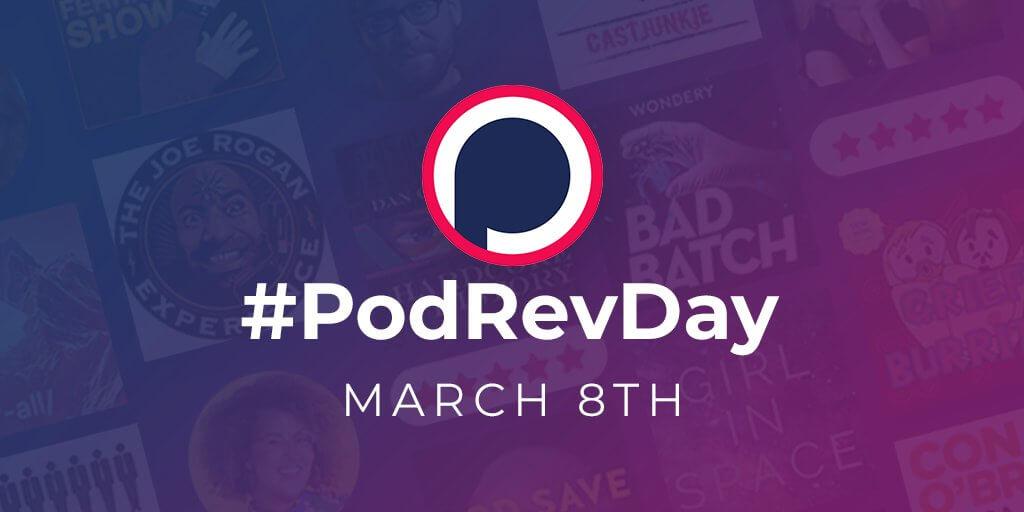 #PodRevDay goes Global