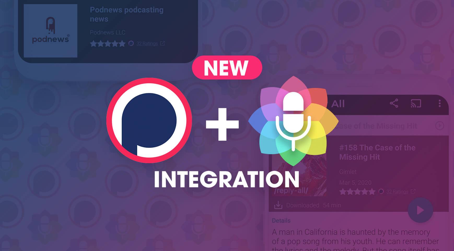 Announcing NEW Podcast Guru Integration