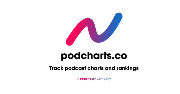 Podcharts - Track podcast charts and rankings
