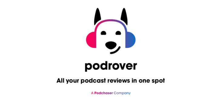 Podrover - Podcast Review Tracker